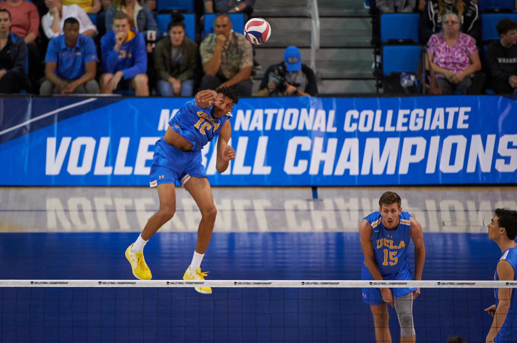 afb95631c66e NCAA Championship Long Beach State vs UCLA Bruins Men s Volleyball - May 5