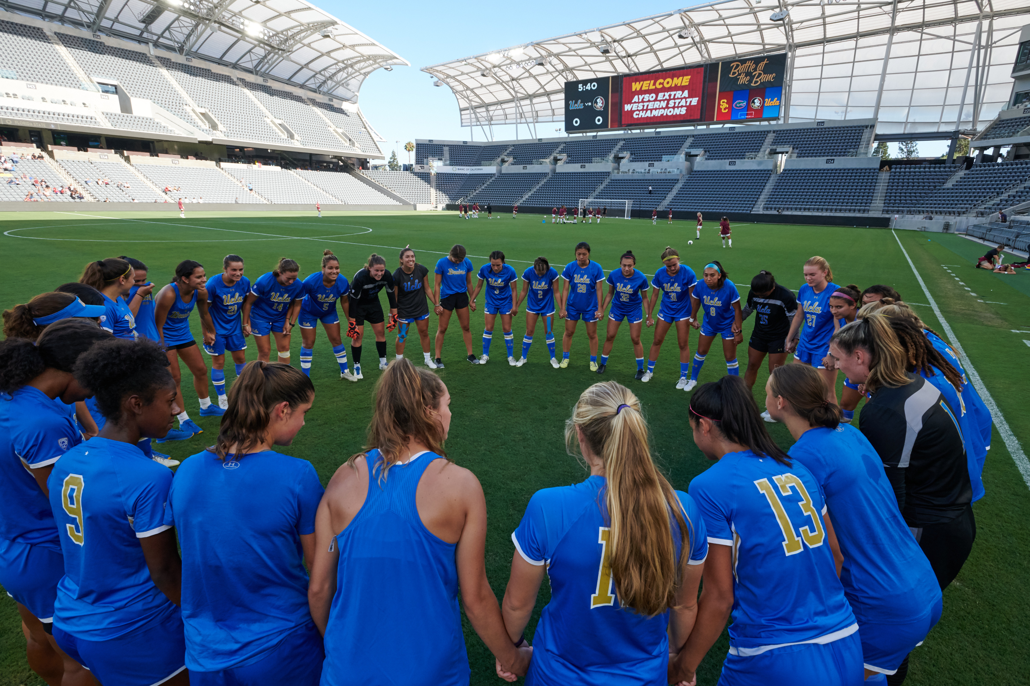 womens non conference soccer action - HD3600×2400