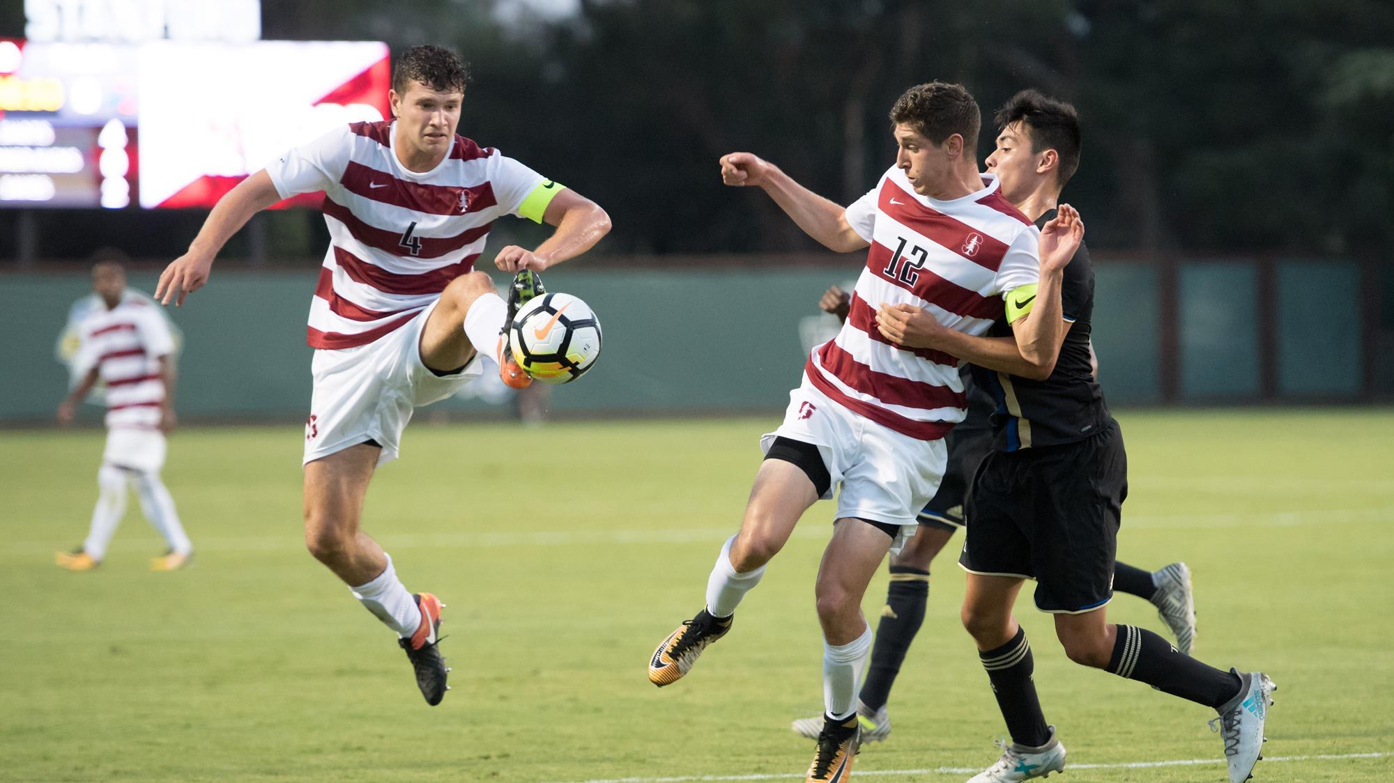 7c4e91c9631 Yale vs Stanford Cardinal Men s Soccer - September 17