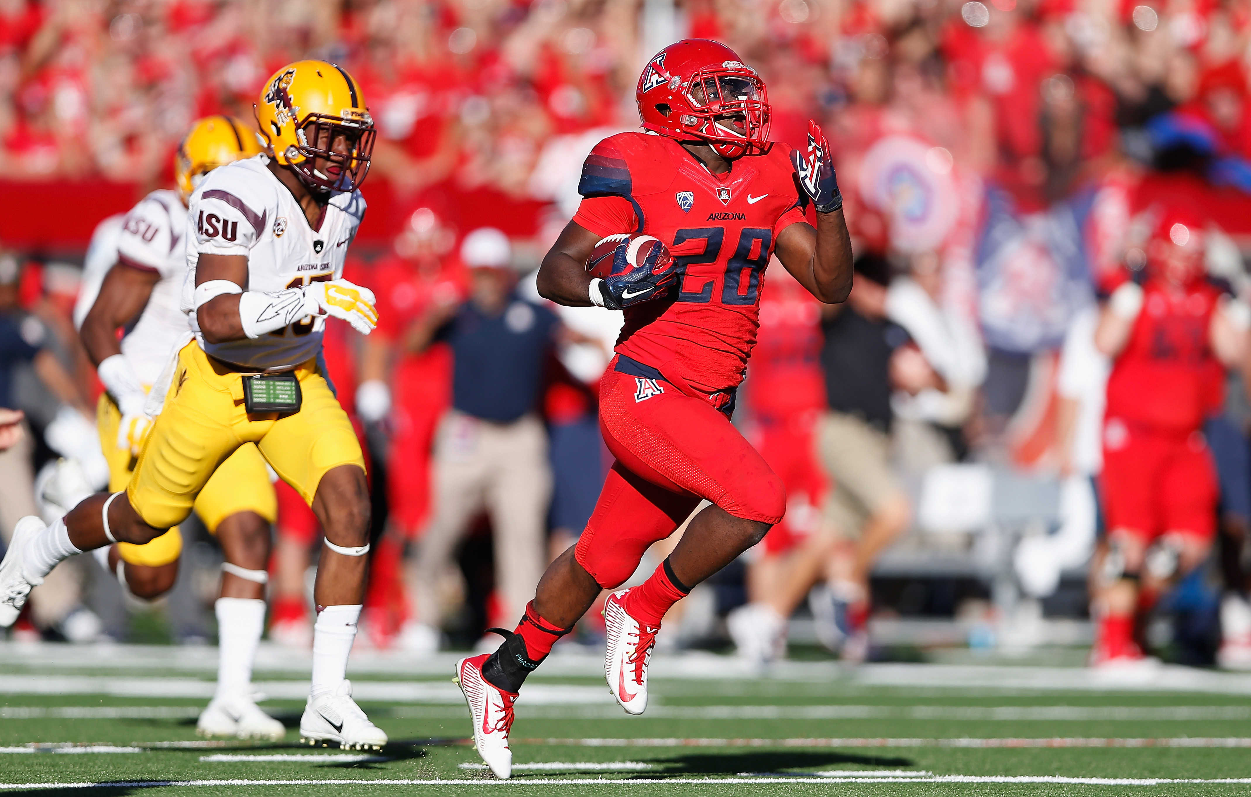 Wildcats Ducks Set To Battle For Pac 12 Title Pac 12