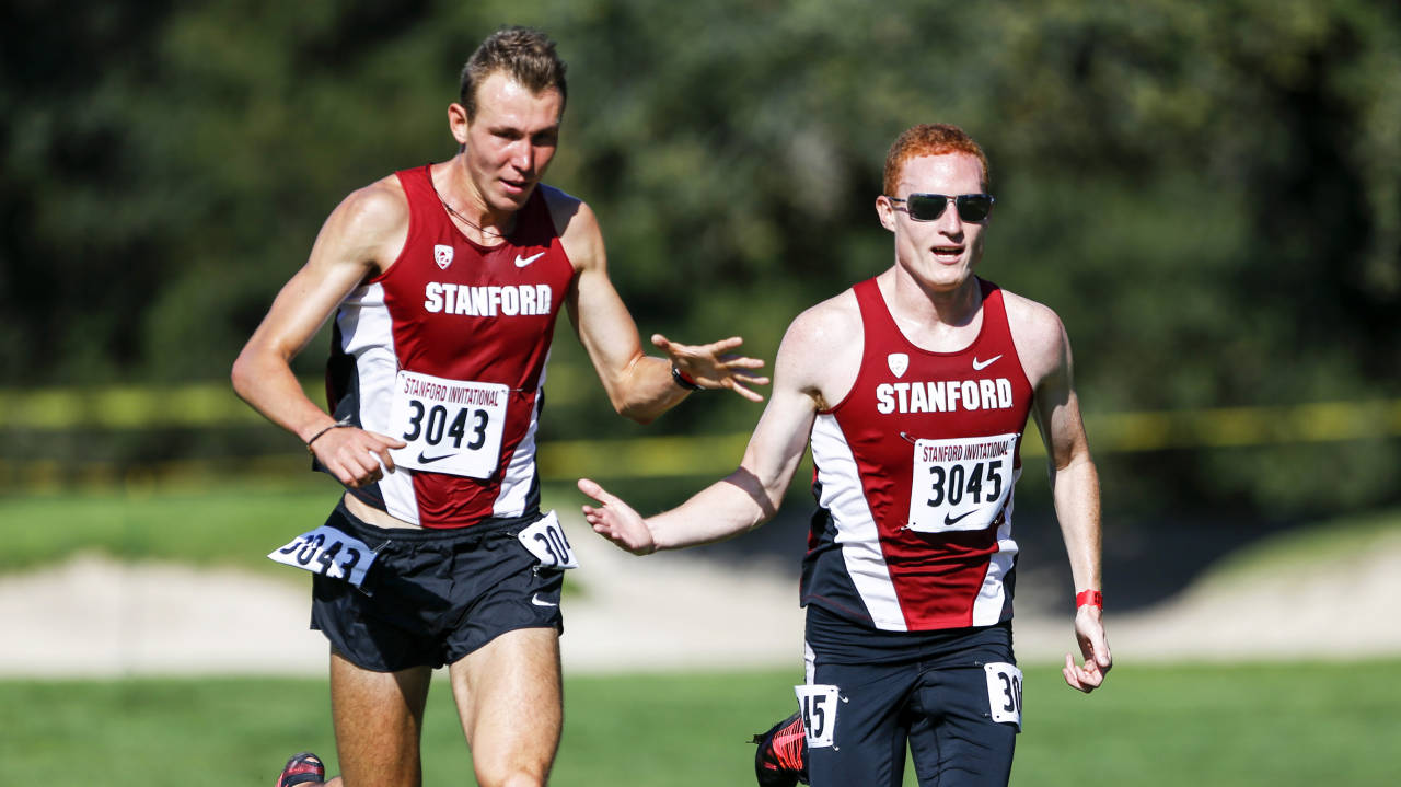 Stanford Cross Country Invitational Highlights Pac 12
