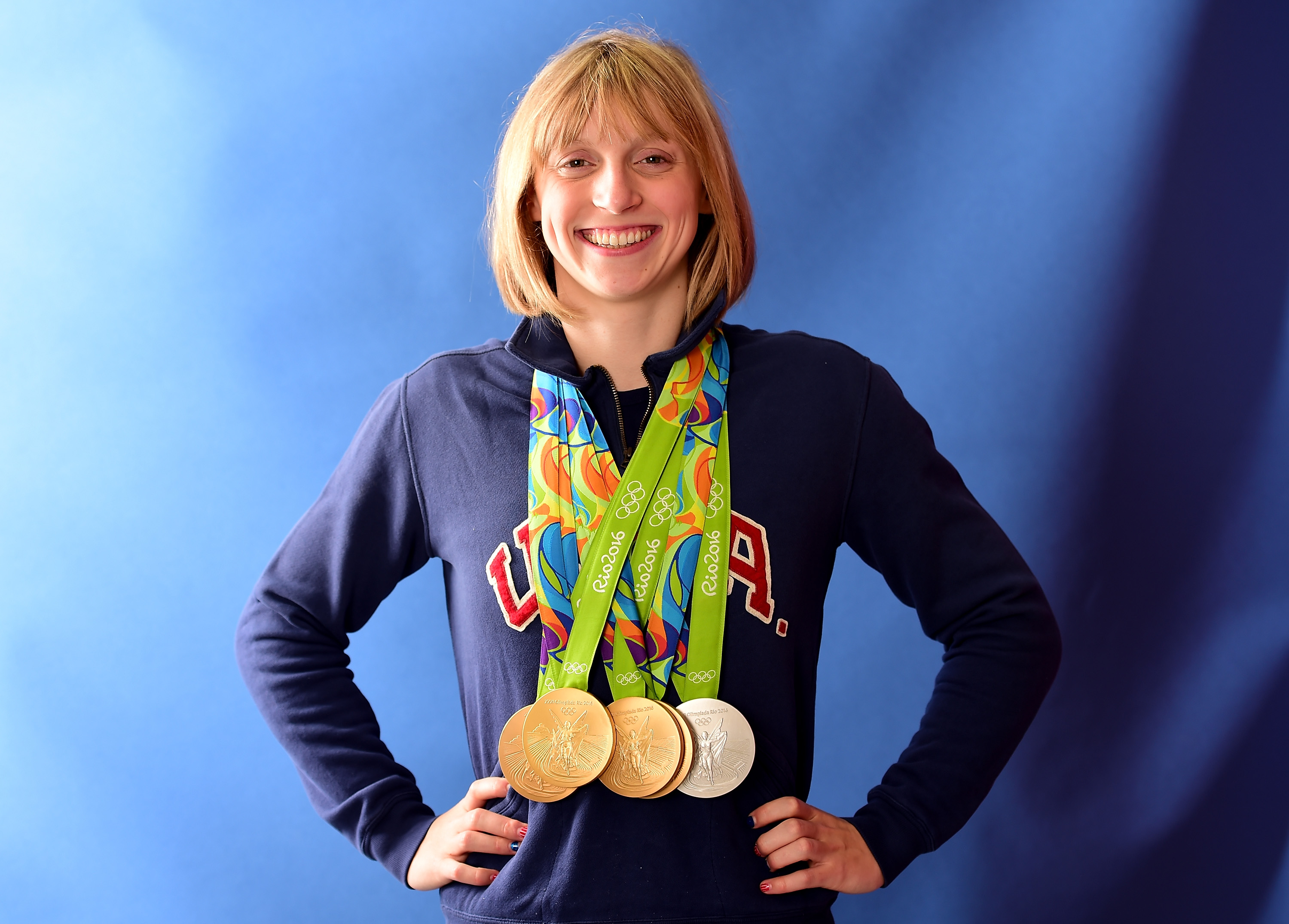 Jenny Thompson 12 Olympic medals Jenny Thompson 12 Olympic medals new foto