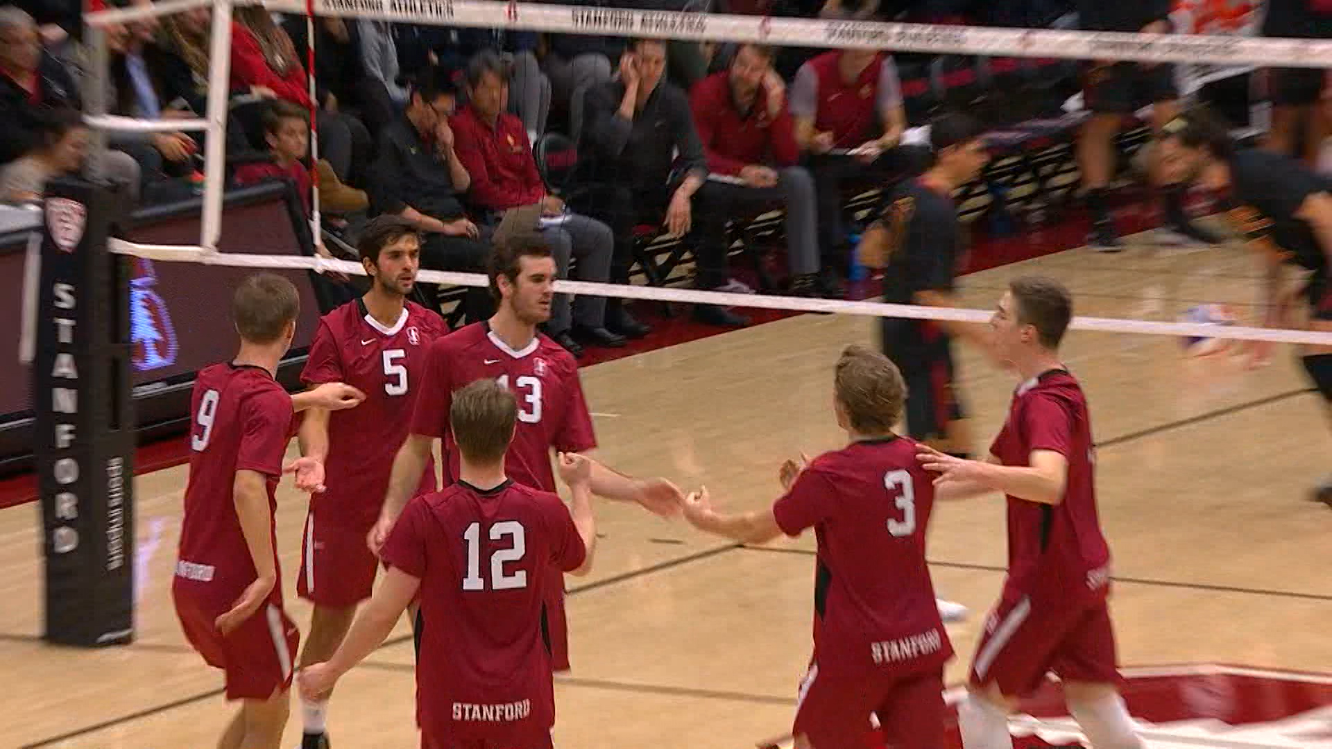 eek stanford mens volleyball - HD1920×1080