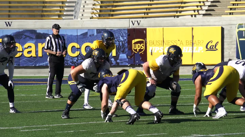 Cal Football: Meet the Offensive Line