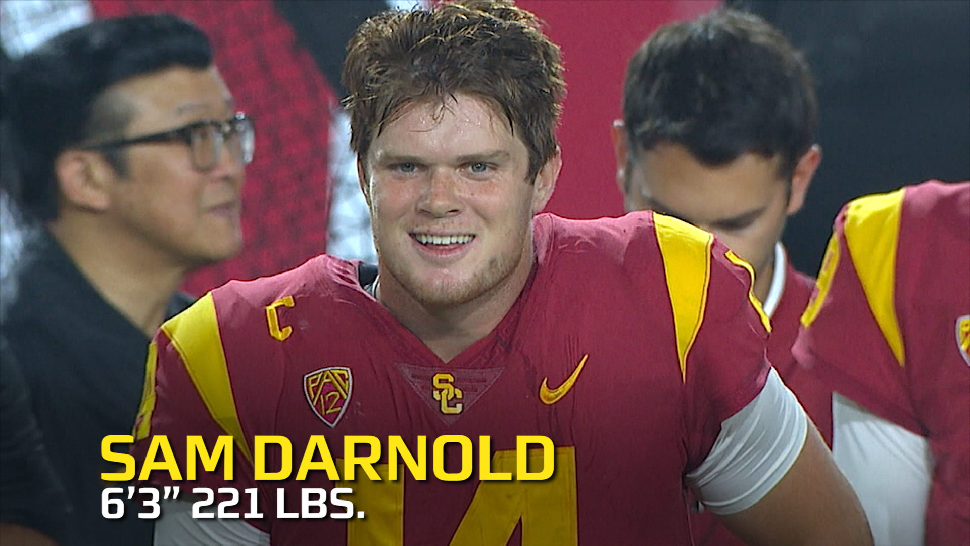 Sam Darnold Highlights Usc S Prolific Passer Could Be The