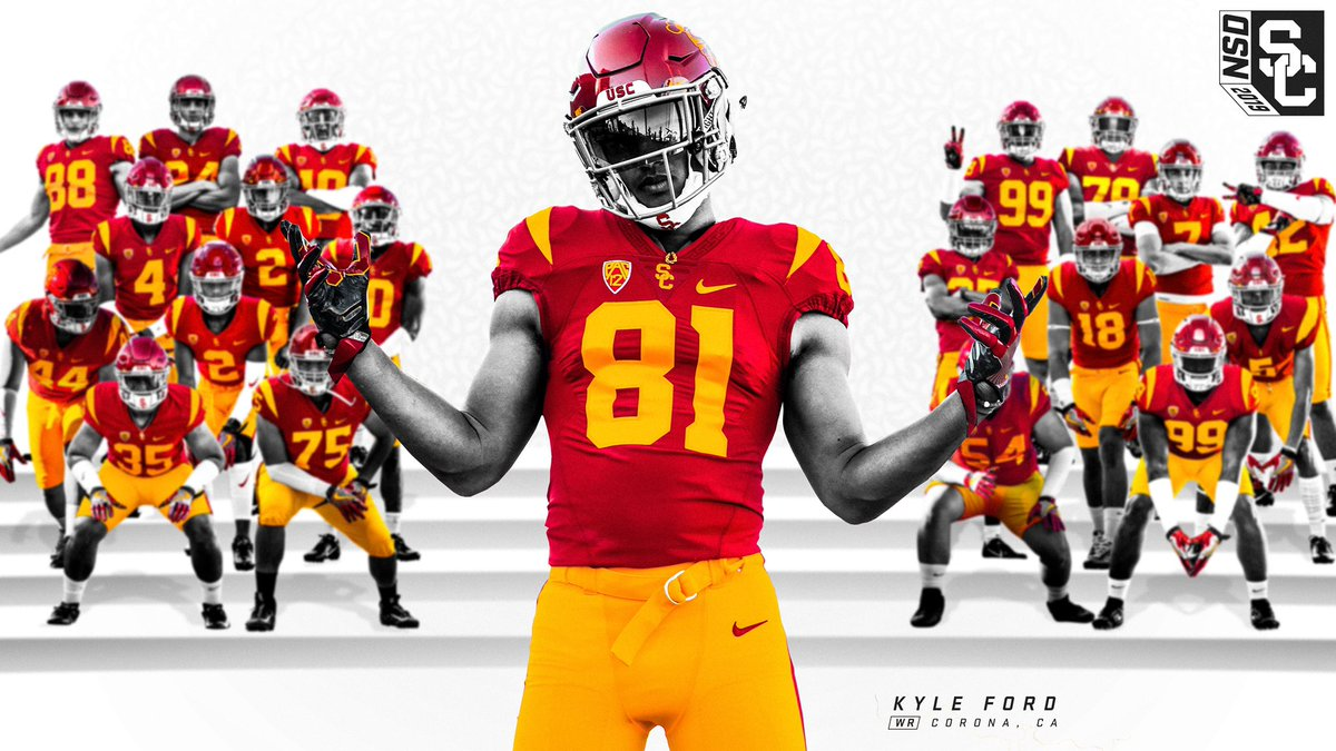 2019 National Signing Day Usc Football Is Finishing Strong With