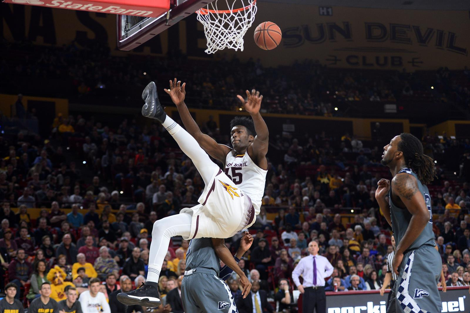 asu basketball stays undefeated - HD 1600×1064
