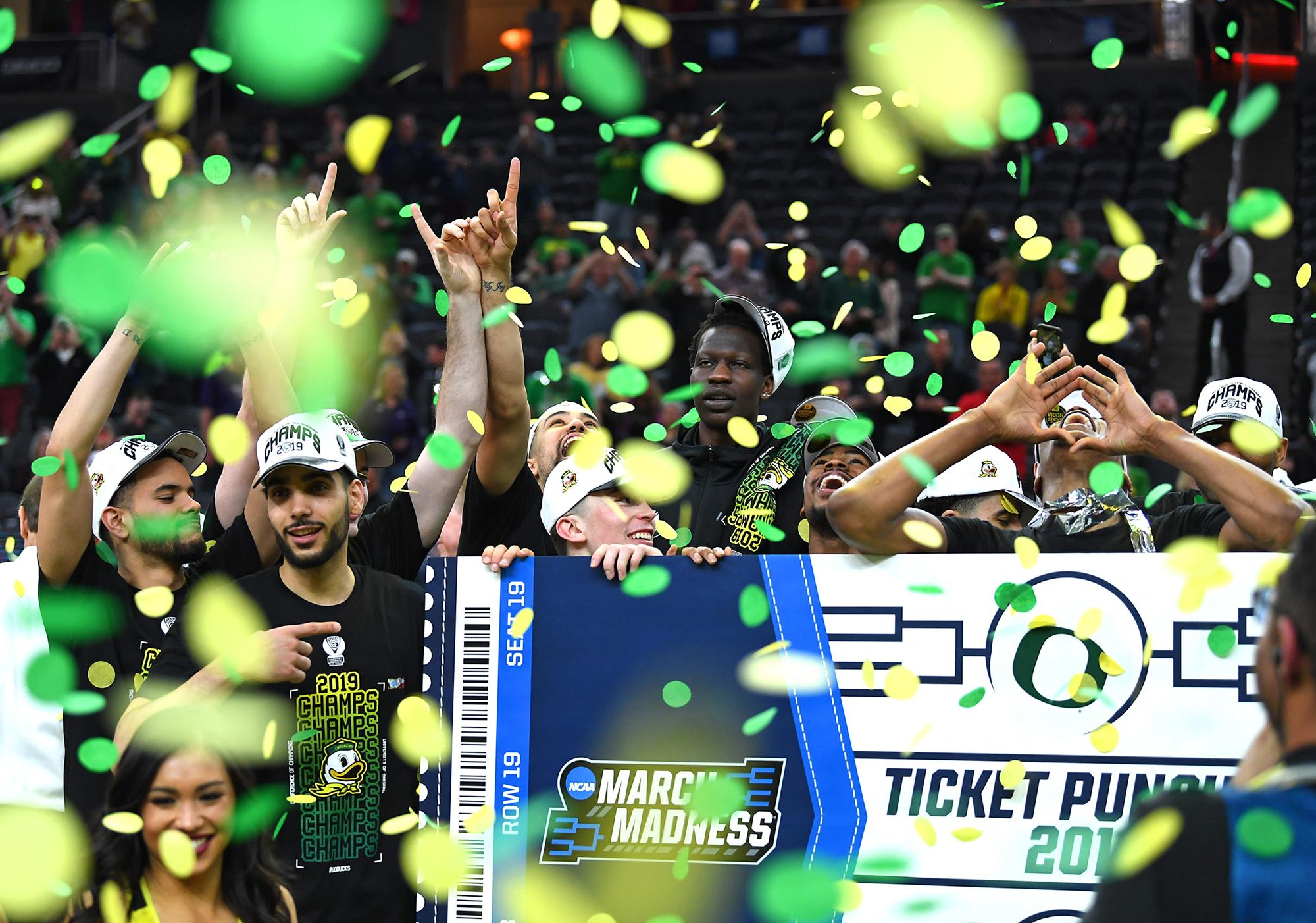 7b28664d Pac-12 Men's Basketball to send three teams to 2019 NCAA Tournament | Pac-12