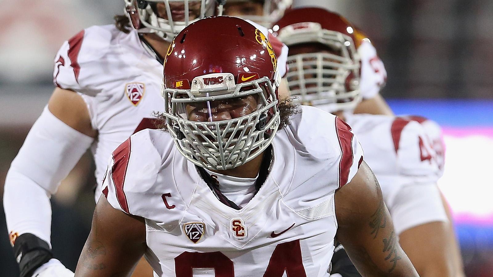 Leonard Williams highlights Bruising USC lineman poised for NFL