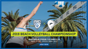 2019 Pac-12 Beach Volleyball Championship