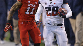 """<p><a href=""""http://pac-12.com/arizona-vs-utah-nick-wilson-run"""">Nick Wilson was dominating on the ground</a>, Arizona's defense <a href=""""http://pac-12.com/arizona-football-vs-utah-dan-pettinato-fumble-recovery"""">was superb</a>, and the <a href=""""http://pac-12.com/videos/highlights-arizona-football-takes-down-utah-salt-lake-city"""">Wildcats walked out of Salt Lake City with a huge win Saturday</a>. Although QB Anu Solomon left the game in the second half, Arizona was simply too good on both sides of the ball. <a href=""""http://pac-12.com/football/event/2014/11/28/arizona-state-arizona"""">Arizona now hosts Arizona State in the Territorial Cup</a>, with both team <a href=""""http://pac-12.com/sport/football/standings"""">hoping for a UCLA loss</a>. <a href=""""http://pac-12.com/football/event/2014/11/29/utah-colorado"""">Utah finishes the season off at Colorado</a>.</p>"""