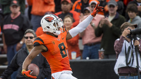 "<p>It was scary for a half, but a strong second half – <a href=""http://pac-12.com/article/2014/08/30/video-tyrequek-zimmermans-acrobatic-interception-thwarts-portland-state-double"" target=""_blank"">buoyed by this interception</a> – pushed Oregon State <a href=""http://pac-12.com/videos/recap-oregon-state-uses-strong-second-half-beat-portland-state"" target=""_blank"">past Portland State</a> 29-14. <a href=""http://pac-12.com/videos/postgame-interview-storm-woods-discusses-100-yard-day-oregon-state-win"" target=""_blank"">Storm Woods rushed</a> for 125 yards while <a href=""http://pac-12.com/videos/postgame-interview-sean-mannion-relishes-win-and-makes-pac-12-history"" target=""_blank"">Sean Mannion</a> <a href=""http://pac-12.com/article/2014/08/30/sean-mannion-moves-past-matt-leinart-pac-12-career-passing-list"" target=""_blank"">passed Matt Leinart</a> on an all-time list. <a href=""http://pac-12.com/football/event/2014/09/06/oregon-state-hawaii"">Next up for the Beavers is a trip to Hawai'i.</a></p>"