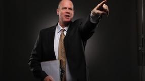 <p>Colorado Buffaloes men's basketball head coach Tad Boyle.</p>