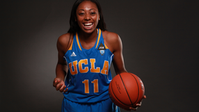 <p>UCLA forward Atonye Nyingifa</p>