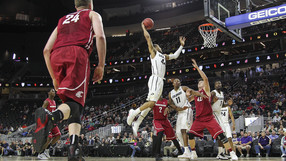 <p>Colorado's Josh Fortune helps propel the Buffs past Washington State.</p>