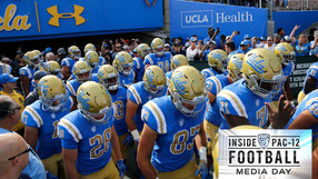 San Diego State vs UCLA Bruins Football - September 7, 2019 - Pac-12