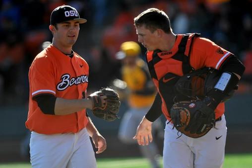 Fresno State vs Oregon State Beavers Baseball - March 8