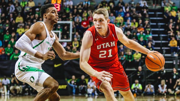 Image result for Arizona vs Utah basketball pic