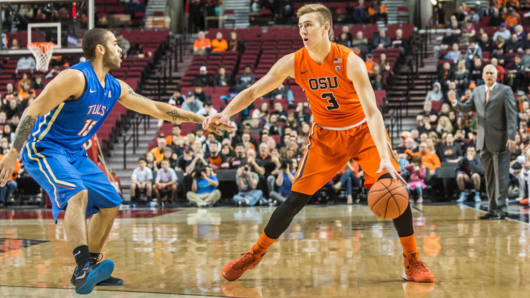 Dam City Classic presented by Your Local Toyota Dealers Long Beach State vs Oregon State Beavers ...