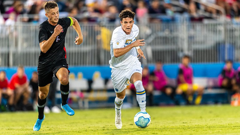 UC Riverside vs UCLA Bruins Men's Soccer - October 1, 2019 ... on