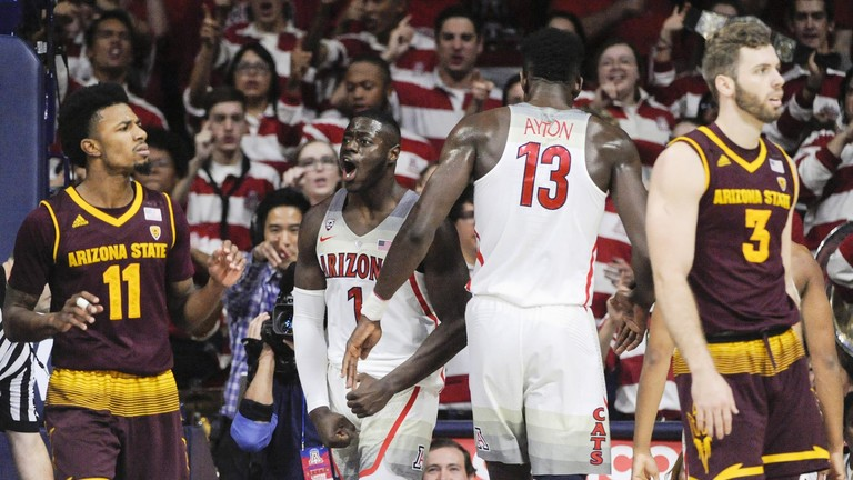 Image result for Arizona vs Arizona State basketball live