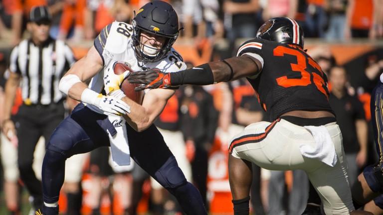 California Golden Bears vs Oregon State Beavers Football