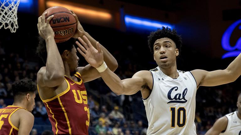 usc trojans vs california golden bears men s basketball january 4