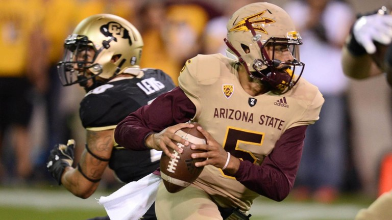 2017 Football in 60: Colorado at Arizona State