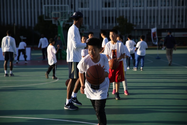 2017 Pac-12 China Game: Scenes from Shanghai and Hangzhou ahead of game