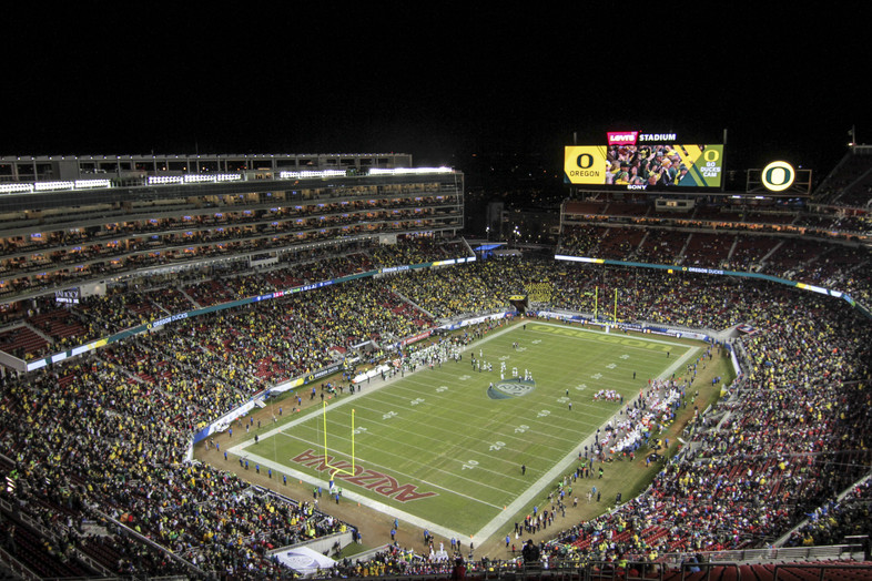 2014 Pac-12 Football Championship Game: Action shots