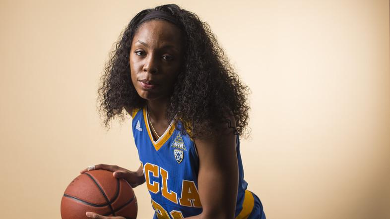 2015 Pac-12 Women's Basketball Media Day photos: Game faces