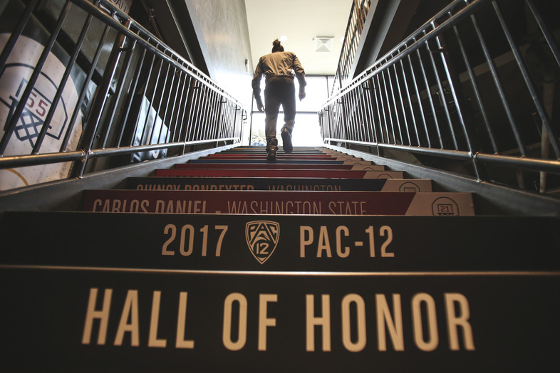 2017 Pac-12 Hall of Honor Photos