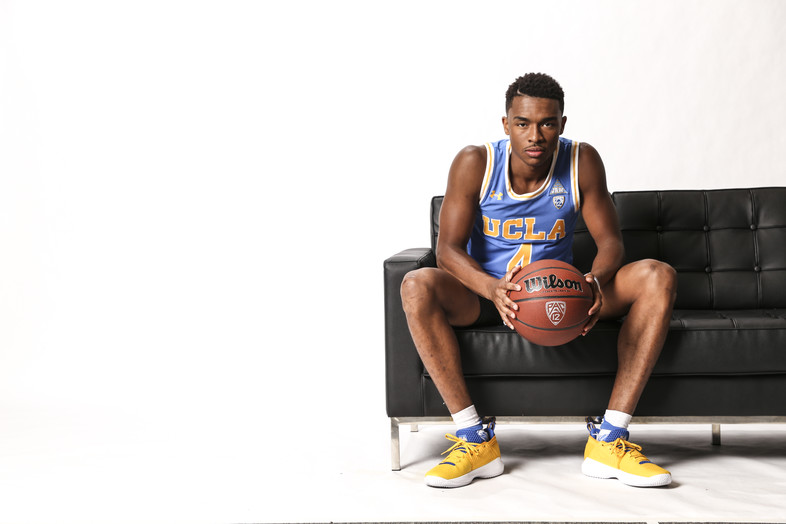 2018 Pac-12 Men's Basketball Media Day: Best portraits from all the action
