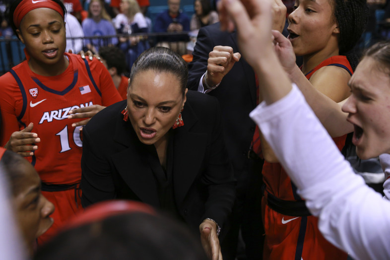 Sights from a memorable 2019 Pac-12 Women's Basketball Tournament