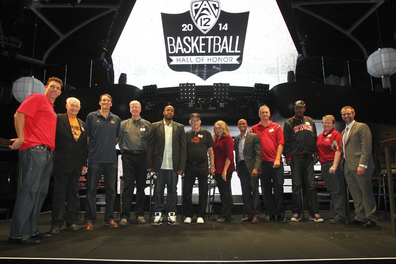 Photos: 2013-14 Pac-12 Hall of Honor inductees