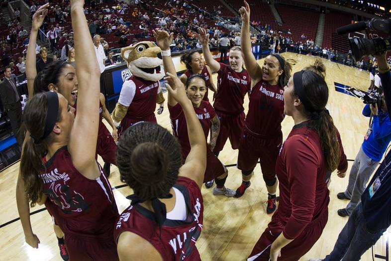Photos: 2014 Pac-12 Women's Basketball Tournament quarterfinals