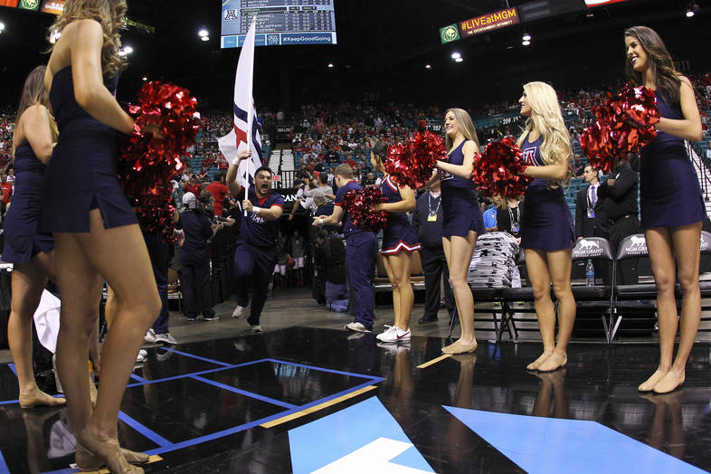 Pac-12 Tournament Photos: Best of the 2015 Pac-12 Tournament