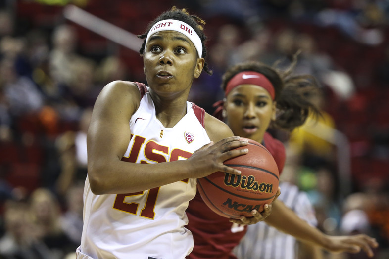 2018 Pac-12 Women's Basketball Tournament: Action images from Day 1 in Seattle
