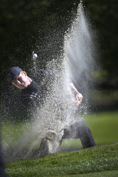 Sights from the 2019 Pac-12 Men's Golf Championships
