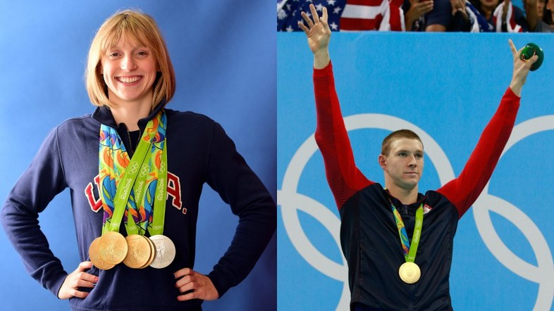 """<p>AUGUST - The Conference of Champions was <a href=""""http://pac-12.com/videos/pac-12-female-athletes-shine-2016-rio-olympics"""" target=""""_blank"""">dominant at the 2016 Rio Olympics</a>, taking home 55 medals. <a href=""""http://pac-12.com/videos/2016-olympics-stanford-freshman-katie-ledecky-eager-get-back-pool"""" target=""""_blank"""">Stanford's Katie Ledecky</a> brought home four golds and a silver, and <a href=""""http://pac-12.com/videos/2016-olympics-cals-nathan-adrian-and-ryan-murphy-reflect-success-united-states-pool"""" target=""""_blank"""">Cal's Ryan Murphy</a> took three golds in the pool as well.</p>"""