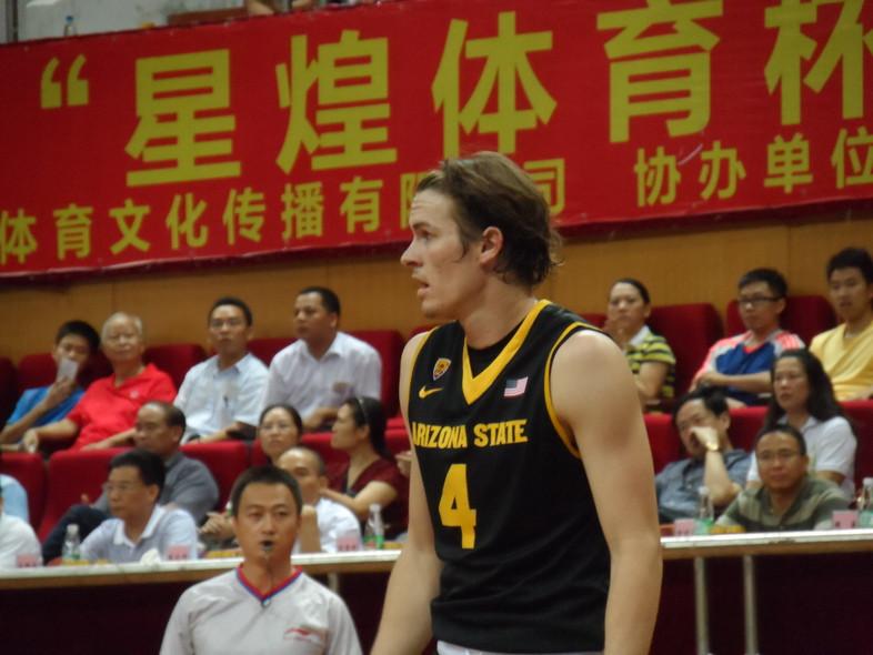 Photos Asu Men S Basketball In China Pac 12