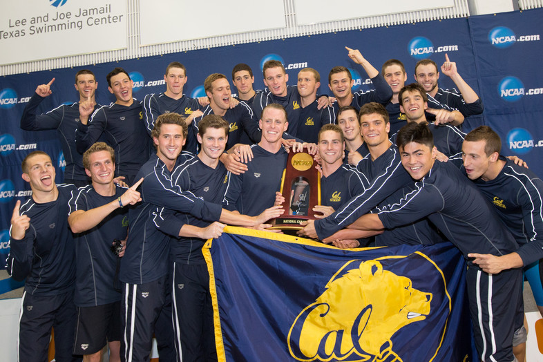 California men's swimming & diving won its third NCAA title in four years. Led by Coach of the Year David Durden, the Golden Bears picked up three relay victories and two individual titles at the national championships.
