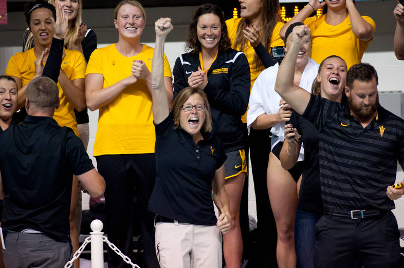 2015 Pac-12 Swimming (W) & Diving (M/W) Championships gallery