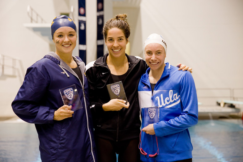 Photos: 2014 Pac-12 Women's Swimming & Diving Championships day 4