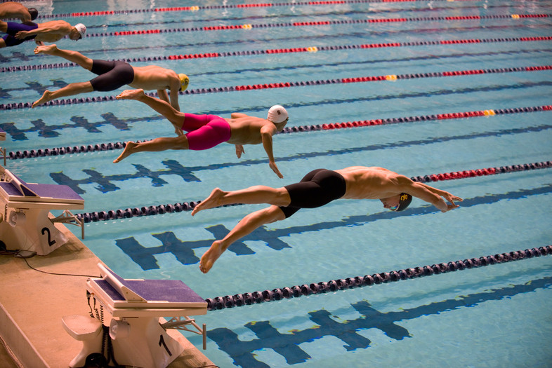 Photos: 2014 Pac-12 Men's Swimming Championships day 4