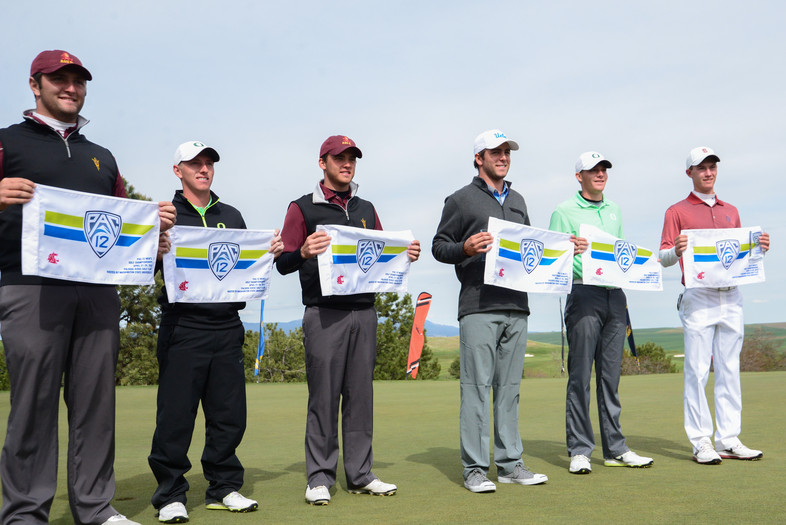 Photos: 2015 Pac-12 Men's Golf Championships final round