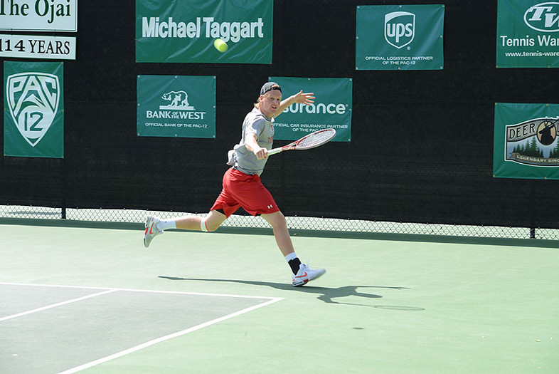 Photos: 2014 Pac-12 Men's Tennis Championship day 1