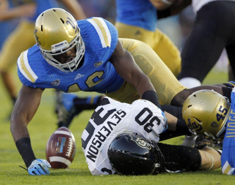 "<p>The Buffaloes played well early, but Brett Hundley and the Bruins took over late in the first quarter. UCLA ended up racking up <a href=""http://pac-12.com/videos/ucla-football-colorado-highlights"">412 yards of total offense</a> to get back on track following consecutive losses. <a href=""http://pac-12.com/event/2013/11/09/ucla-arizona"" target=""_blank"">A trip to Arizona is next</a> for Baby Blue. Colorado <a href=""http://pac-12.com/event/2013/11/09/colorado-washington"" target=""_blank"">will travel to Washington</a>.</p>"