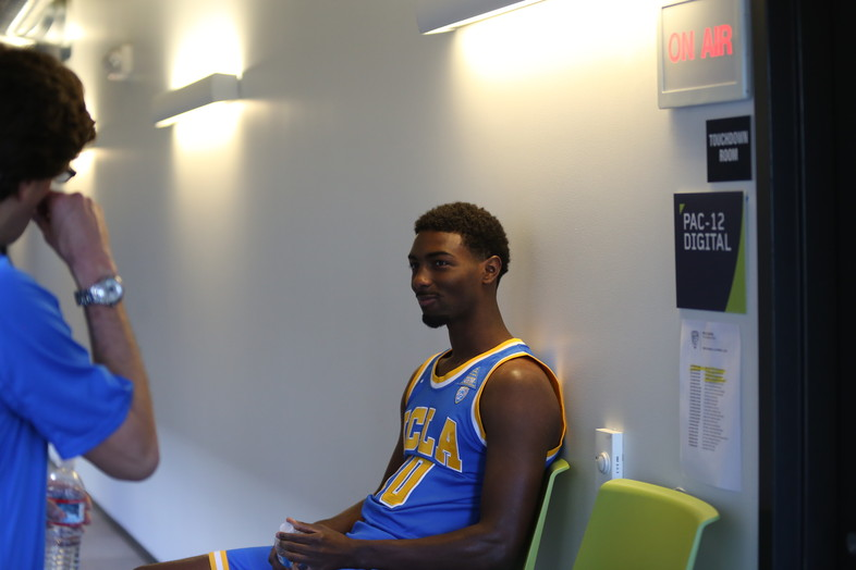 UCLA's Isaac Hamilton