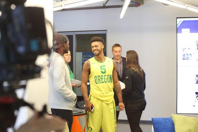 Oregon's Tyler Dorsey